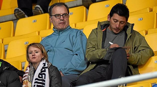 Bielsa firma como nuevo entrenador del Olympique Marsella