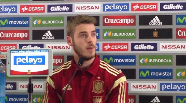 De Gea: I'm trying to get F�bregas to come to United