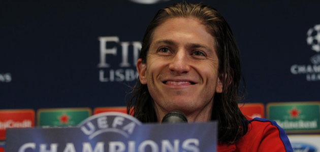 Chelsea take up the chase for Filipe Luis