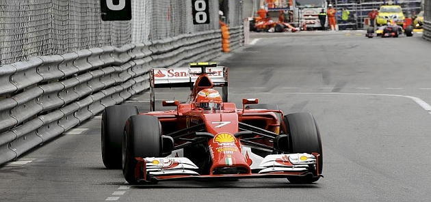 Räikkönen: No me voy a rendir