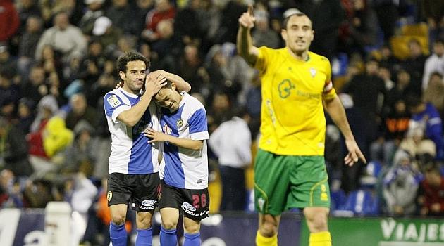 El Hércules necesita ganar al Mirandés como hizo en la primera vuelta / Marca