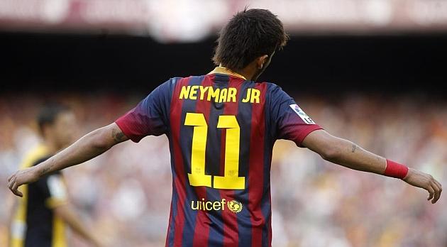 El precio de Neymar inclu�a una org�a para su padre