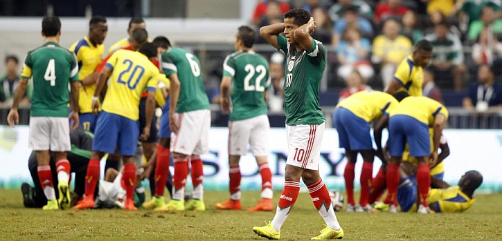 Montes y Castillo se pierden el Mundial