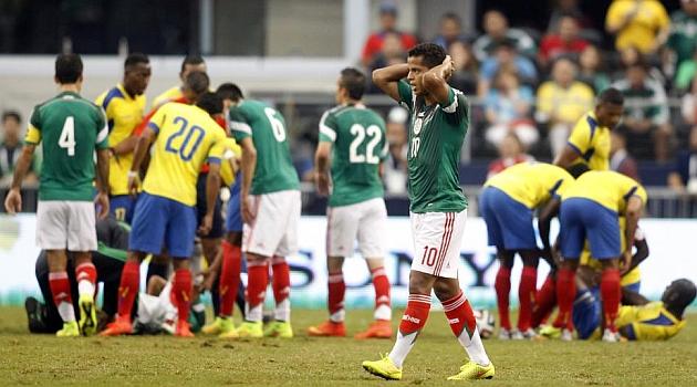 Montes y Castillo se pierden el Mundial tras un violento choque