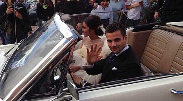 La boda de Nacho, broche de oro a un año inolvidable
