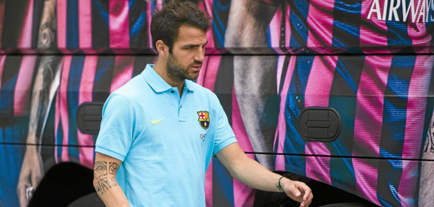 Fàbregas seems to be Chelsea-bound