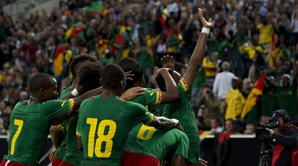Camerún planta cara a Alemania