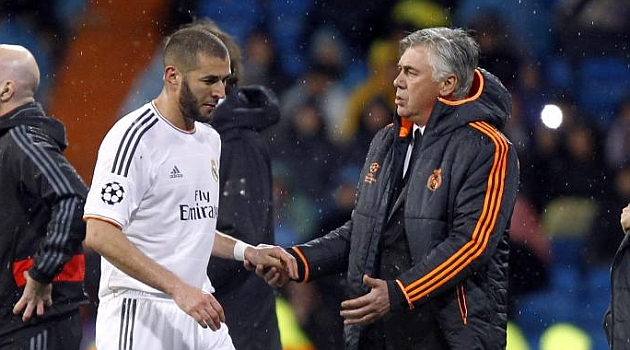 Benzema: Ancelotti is dearly loved in the dressing room