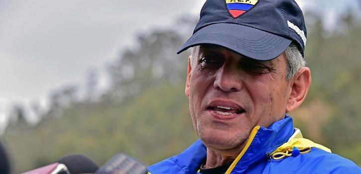 Ecuador da la lista definitiva para Brasil
