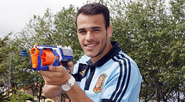 Sandro Ramírez carga las balas para Alemania
