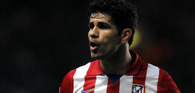 Diego Costa ya pasó el reconocimiento médico con el Chelsea