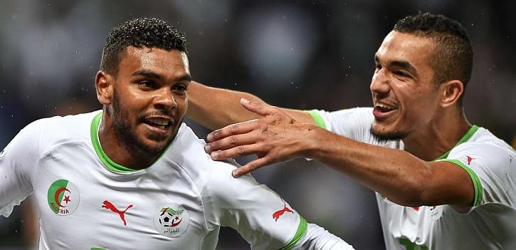 Argelia aumenta su confianza
