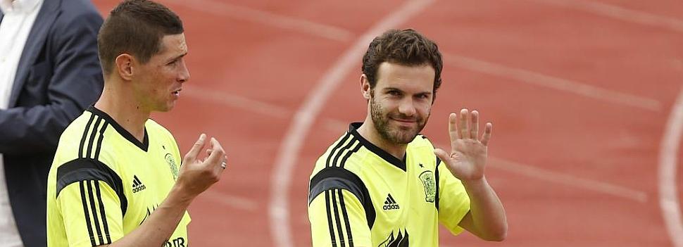 "Mata: ""Inglaterra le vendrá bien a Diego Costa"""