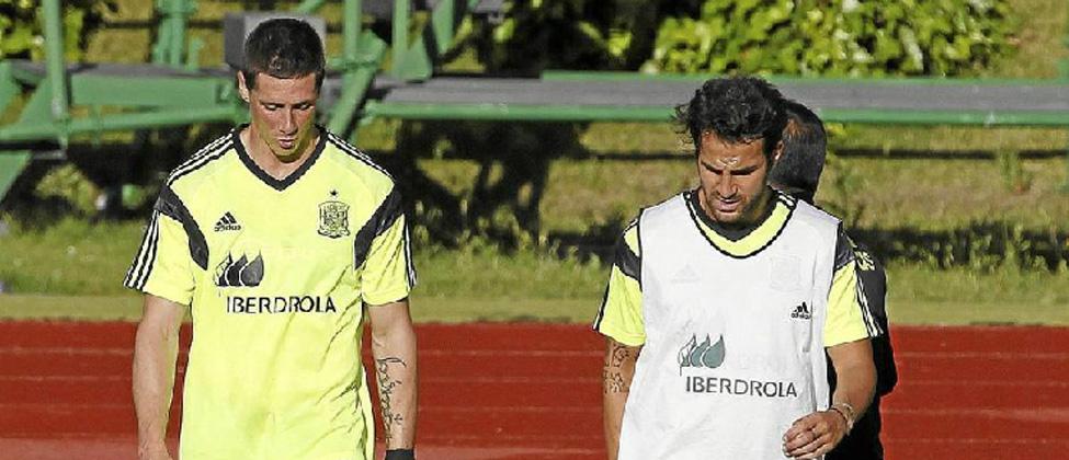 """Torres: """"Si se siente líder, Cesc puede tirar del Chelsea"""""""