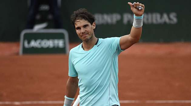 Nadal: I cried the day that Federer won the French open