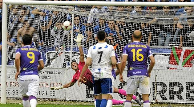 Alav�s y Ja�n se la vuelven a jugar, como hace un a�o / Lino Gonz�lez (Marca)