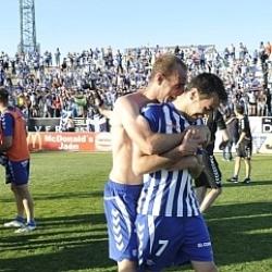 Un final de locos salva al Alavés y condena al Real Jaén