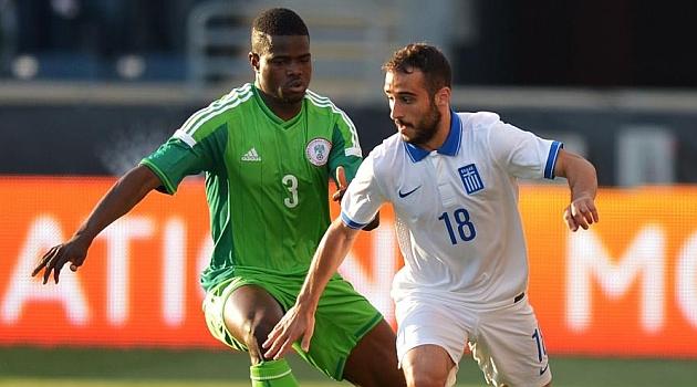 Nigeria pierde a su lateral izquierdo titular