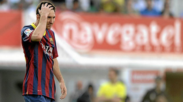 Messi caught up in €1m money laundering mess