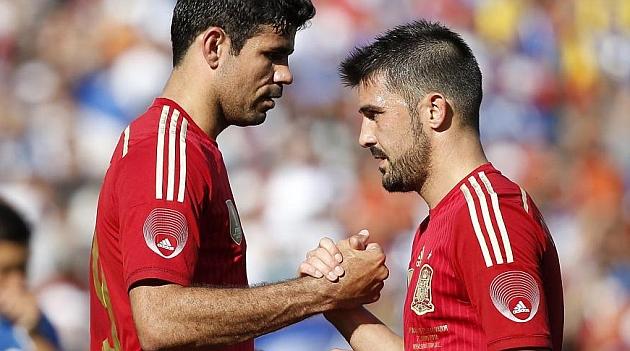 Prueba superada para Diego Costa