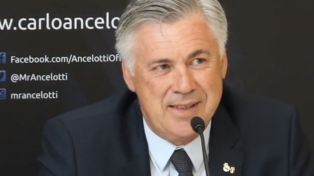 Ancelotti: no signings until after World Cup
