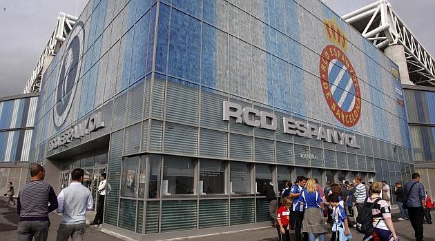 Ultiman el acuerdo para la venta del nombre del estadio de Cornellà