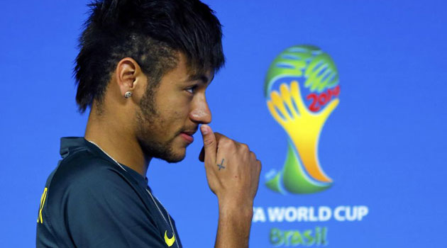 El Mundial de Neymar