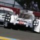 Mark Webber, pole provisional en Le Mans