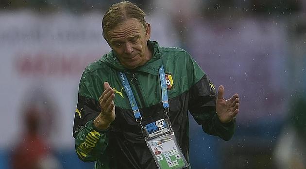 """Volker: """"No podemos utilizar el campo como disculpa"""""""