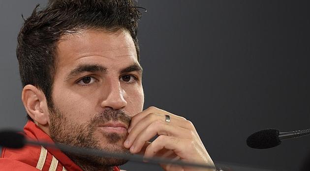 Cesc puso de su bolsillo cinco millones de euros para fichar por el Bar�a