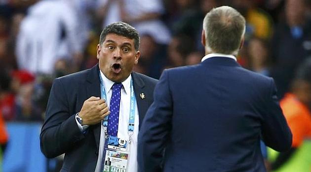 """Suárez: """"Con once podría haber sido de otra manera"""""""