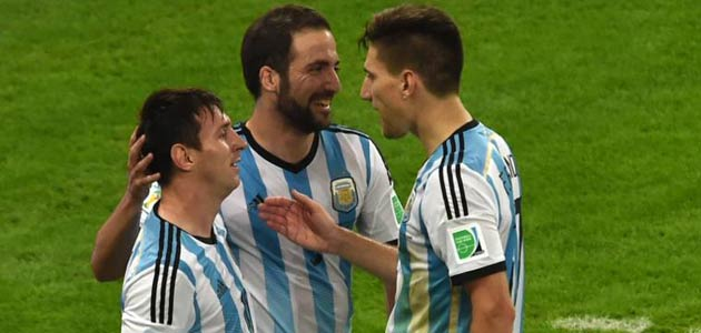 Messi: Higua�n would be good for us