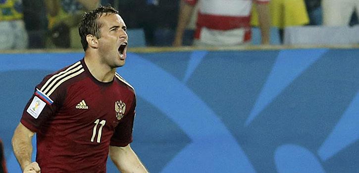 Kerzhakov salva el honor de Akinfeev