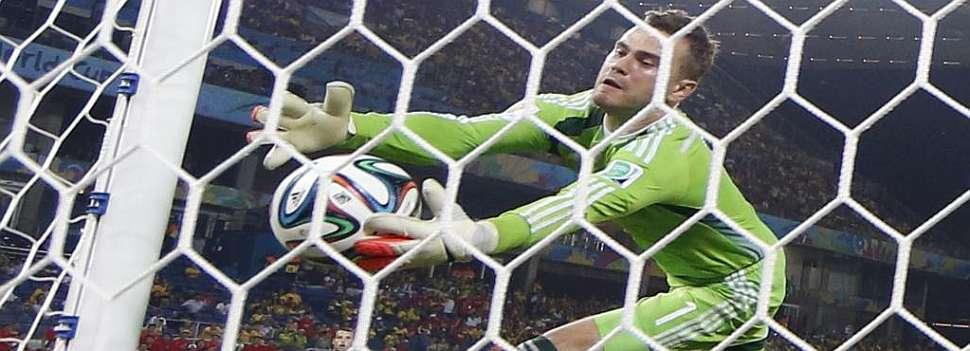 La pifia de Akinfeev en el gol de Corea del Sur