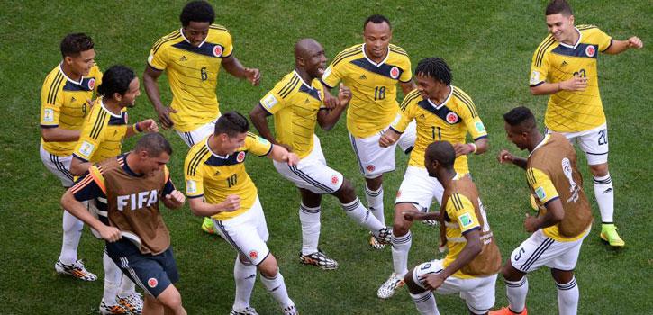 Colombia no baja el ritmo
