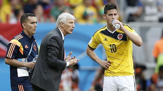 """James Rodríguez: """"Con Pekerman jugamos un gran fútbol"""""""