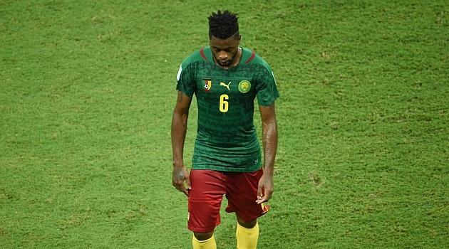 Camerún se desintegra