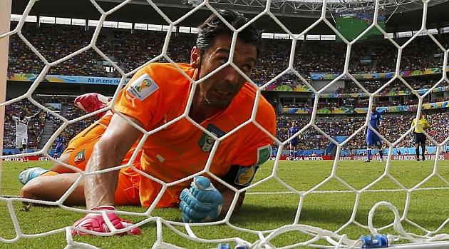 """Buffon: """"Costa Rica ha gestionado bien su ventaja"""""""