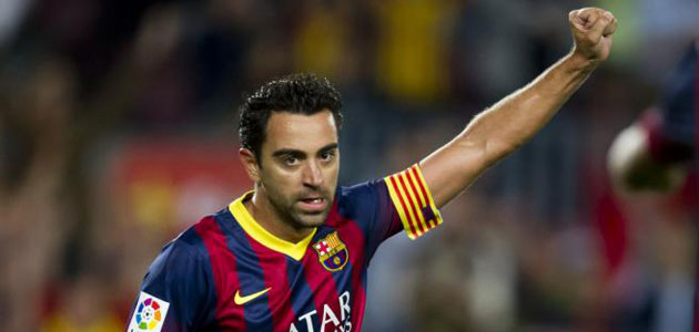 Xavi confirms Camp Nou exit