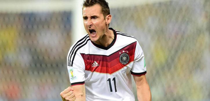 Alemania recurre a su leyenda