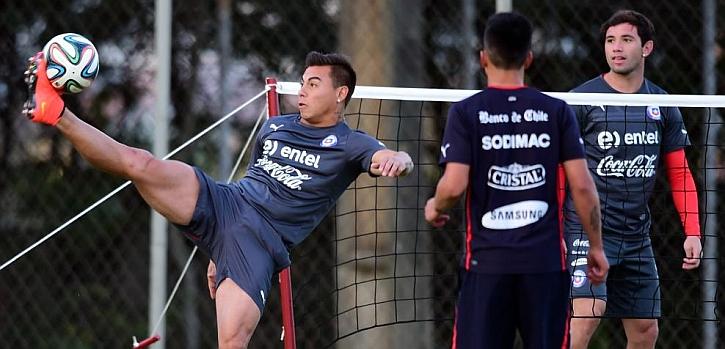 """Vargas: """"Superar la defensa de Holanda no será fácil"""""""