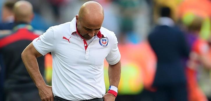 """Sampaoli: """"Nosotros queríamos jugar y Holanda no"""""""