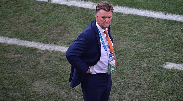 """Van Gaal: """"El equipo más inteligente y astuto ganó"""""""