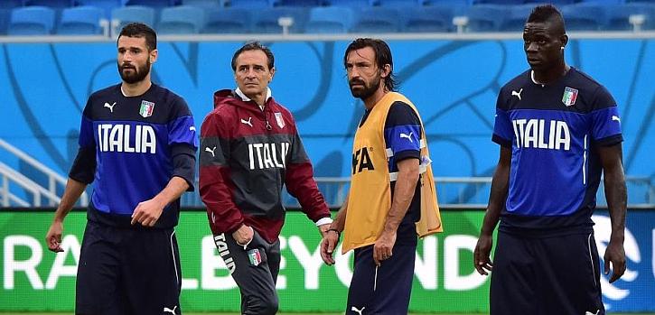 """Prandelli: """"Es el partido más importante de mi carrera"""""""