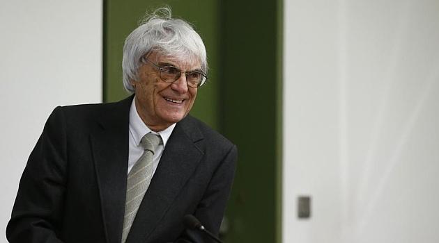 Ecclestone no quiere escuderías pobres en Fórmula 1