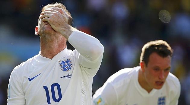 Inglaterra firma el peor Mundial de su historia
