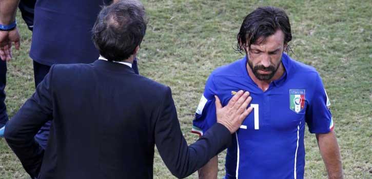 Prandelli dimite tras otro fracaso de Italia