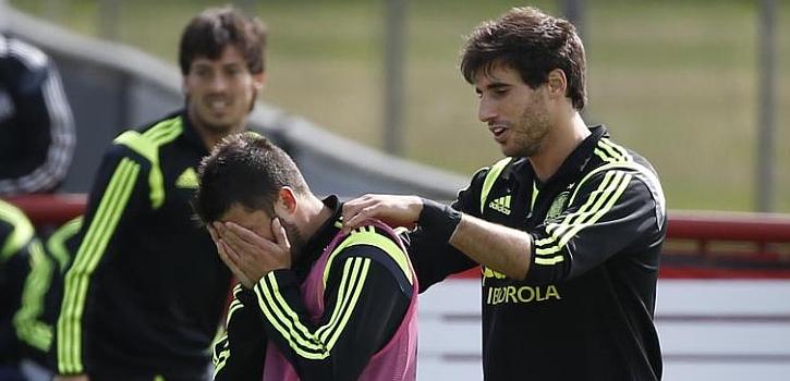 """""""No me imagino a Iniesta jugando al pelotazo"""""""