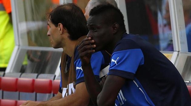 """Balotelli: """"La culpa no es solo mía, lo he dado todo por la selección"""""""