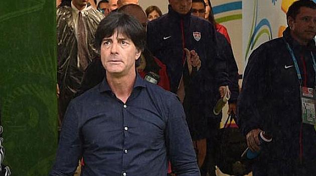 """Löw: """"Dominamos el partido"""""""